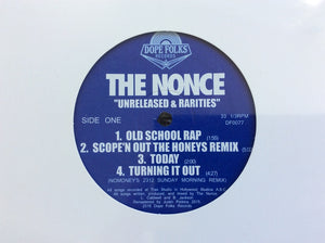 The Nonce ‎– Unreleased & Rarities (EP)