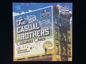 "The Casual Brothers  ‎– Custumer's Choice (Part Two) (12"")"