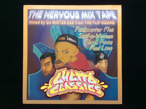 DJ Mister Cee ‎– Ghetto Classics - The Nervous Mixtape (2LP)