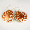 Whirlpool Mixed Metal Earrings