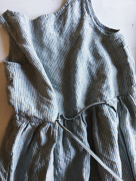 Demeter Dress Hack: Back Ties