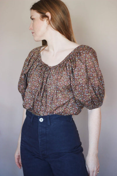 Lotte Blouse Hack