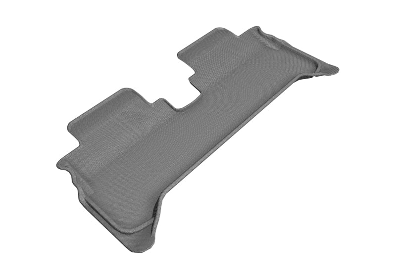 3D MAXpider 2017-2020 Chevrolet Bolt Ev Kagu 2nd Row Floormats - Gray