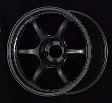 Load image into Gallery viewer, Advan RG-D2 18x9.5 +35 5-120 Semi Gloss Black Wheel