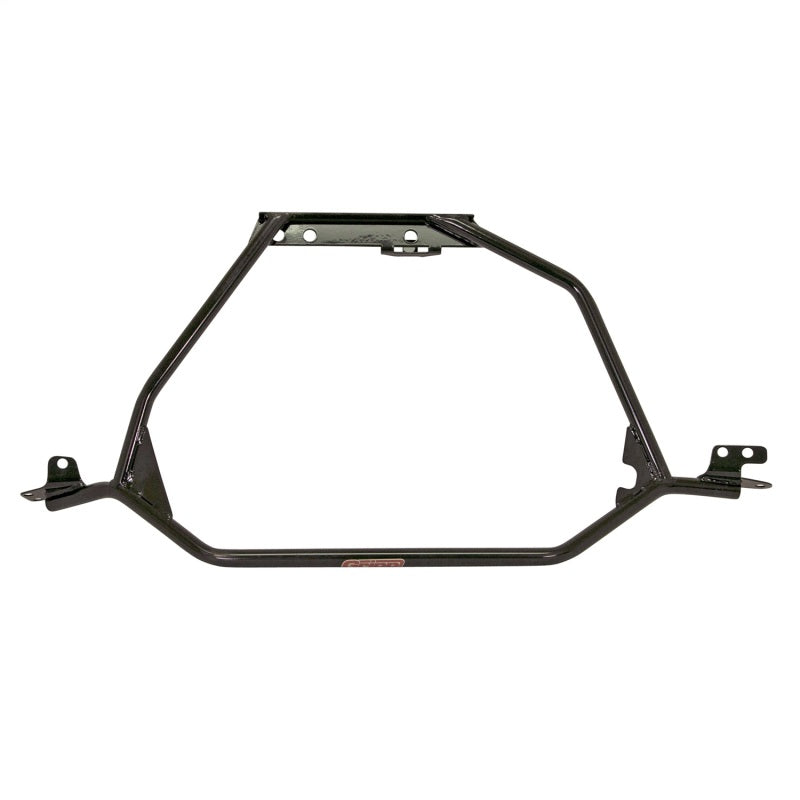 BBK 94-95 Mustang 5.0 Tubular Strut Tower Brace - Black Powdercoat Finish