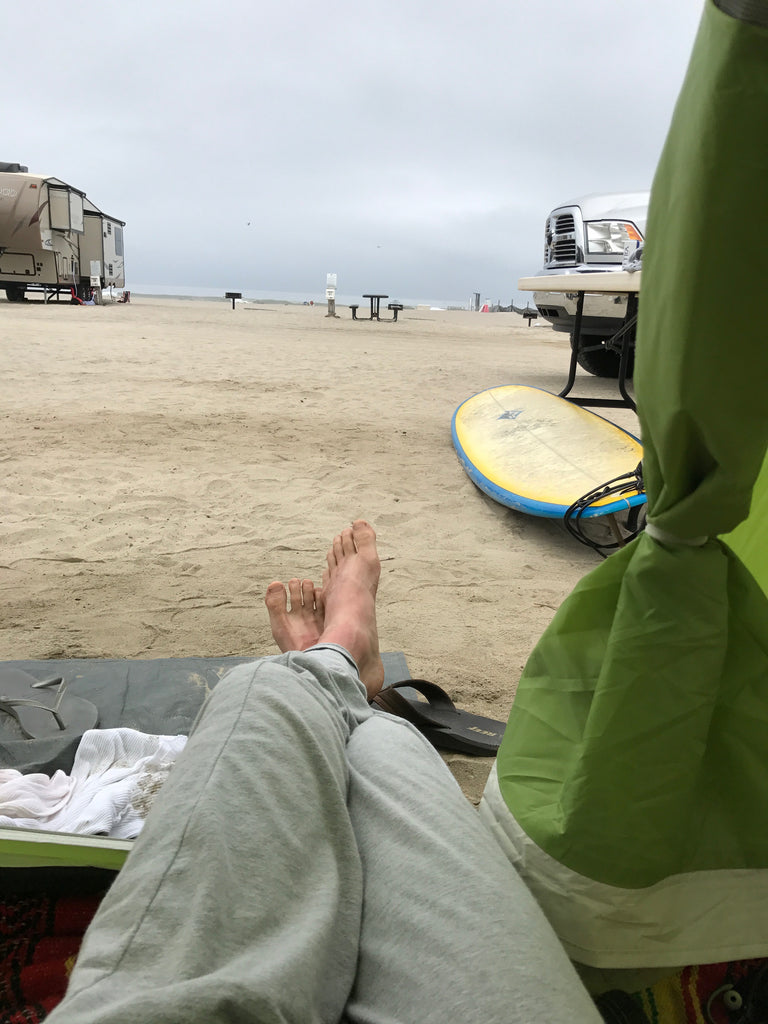 military base camp pendleton surfing
