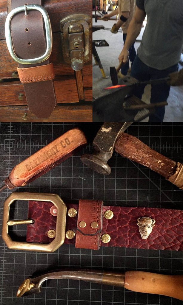 Bespoke Belt - (One of One)