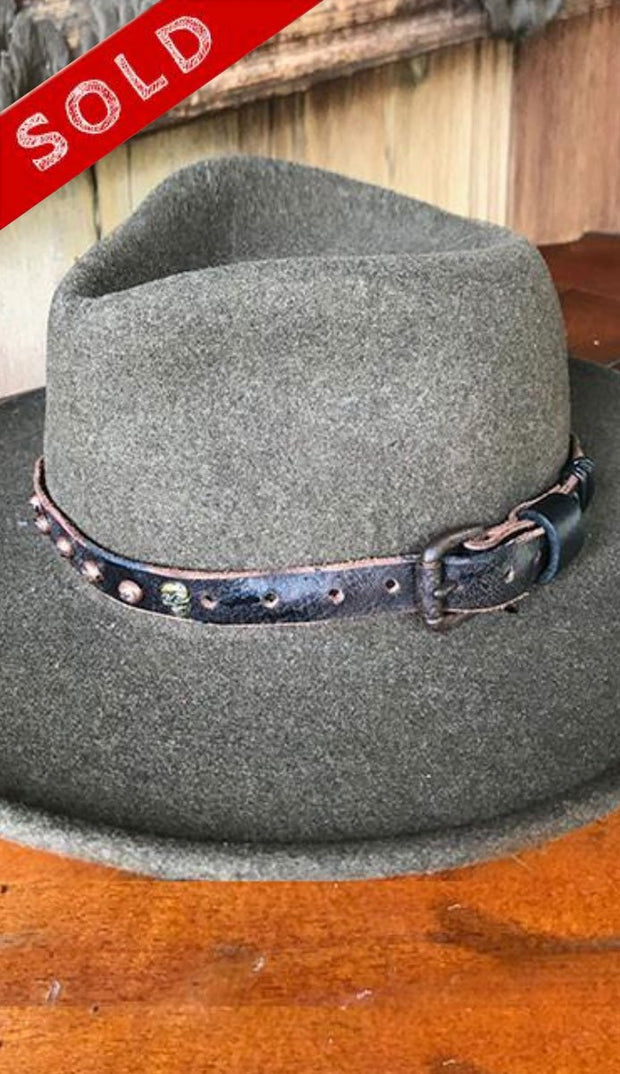 War Horse Hat Band