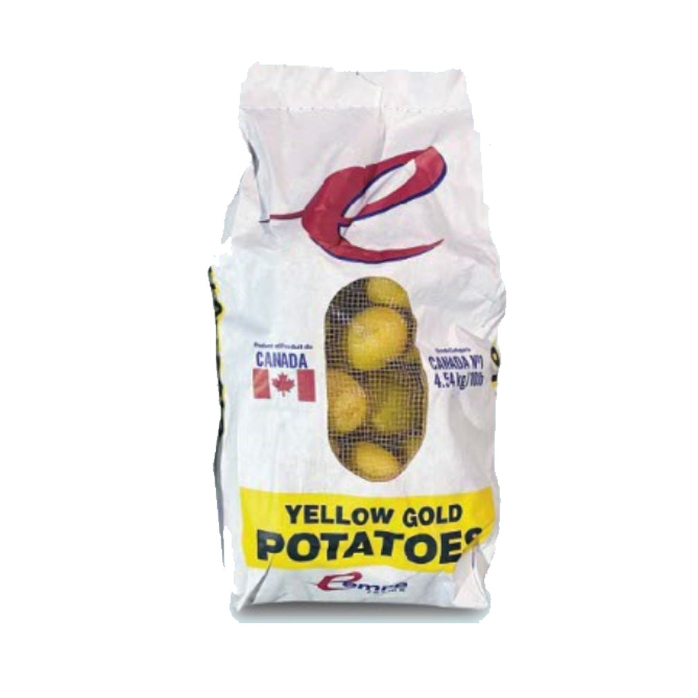 Yellow Potatoes (10 Lbs)