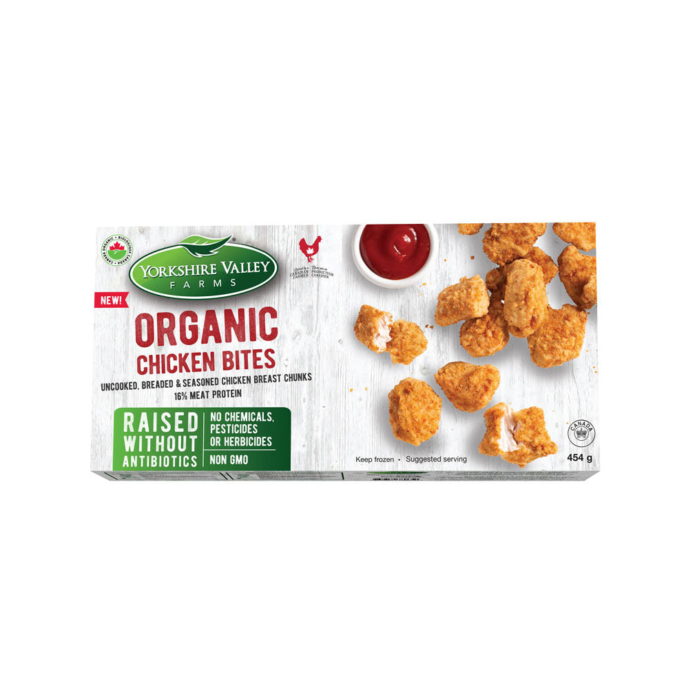 Organic Chicken Bites