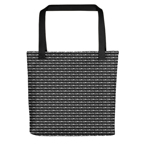 SPARK Tote bag Black