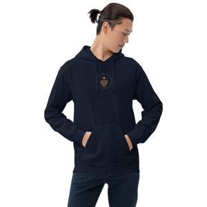 TOFA Unisex Embroidered Hoodie