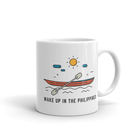Wake Up 11oz Mug