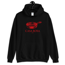 Load image into Gallery viewer, CASA ROSA Hoodie - Black