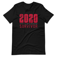 Load image into Gallery viewer, 2020 Survivor T-shirt