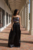 Ayla Black Ball Gown Skirt - Saule Boutique  - 1