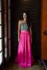 Ayla Pink Ball Gown Skirt