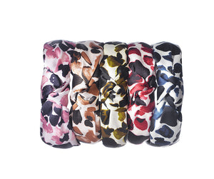 ABSTRACT DOT HAIRBANDS CHOOSE FROM 5 COLOURS