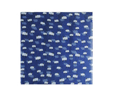 Load image into Gallery viewer, NAVY SHEEP PRINT SCARF