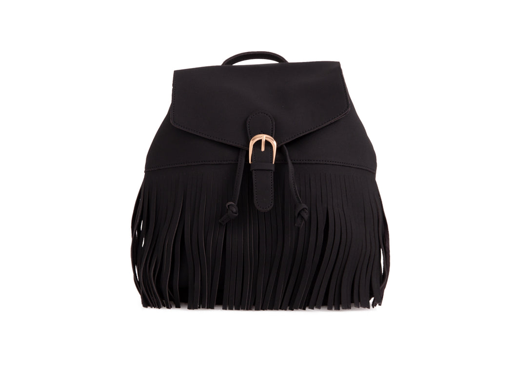 TASSEL BACK PACK CHOOSE FROM 3 COLOURS