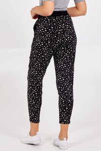 SUPER SOFT MONOCHROME JOGGER