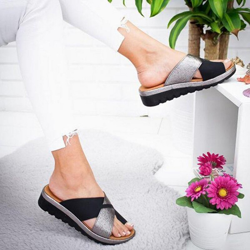 Women  Bunion Corrector  Big Toe Correction Sandals