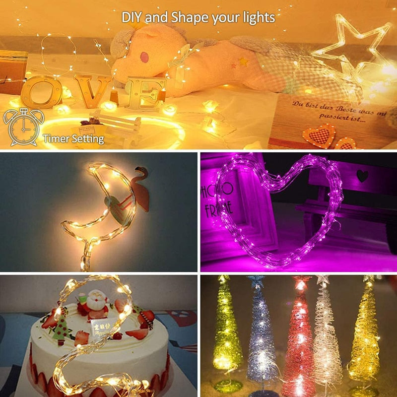 Christmas Tree Decoration Lights