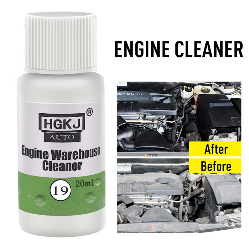 Car Engine Compartment Cleaner