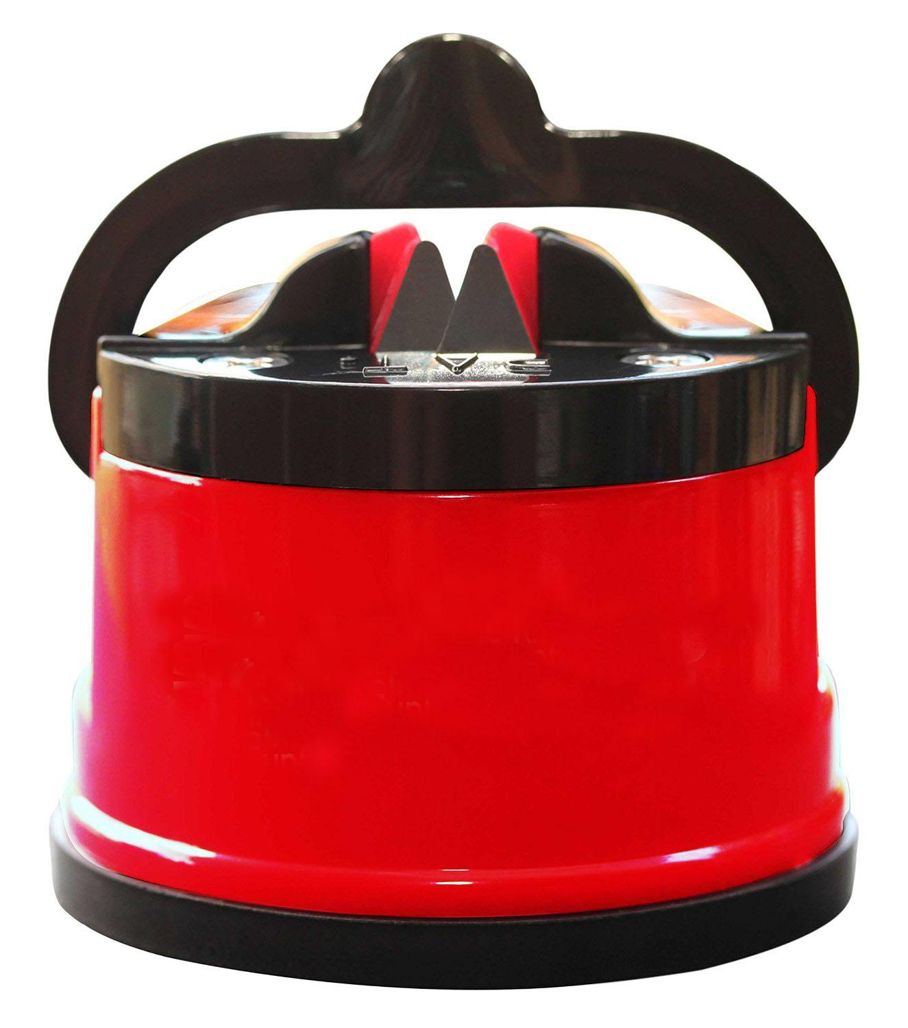 NUOTEN™ Suction Knife Sharpener - Sharpening Tool Easy and Safe to Sharpens Kitchen Chef Knives Damascus Knives Sharpener