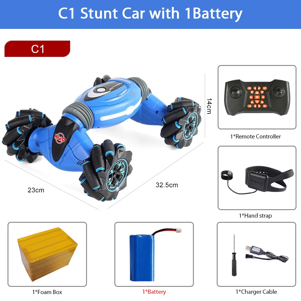 Wheel Buddy 2.0-Gesture Remote Control Car