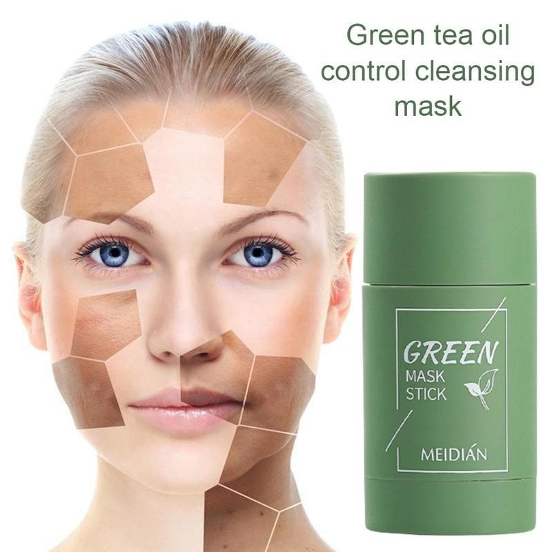 Green mask stick