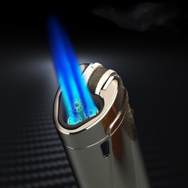 Moody™️ Triple Jet Torch Lighter