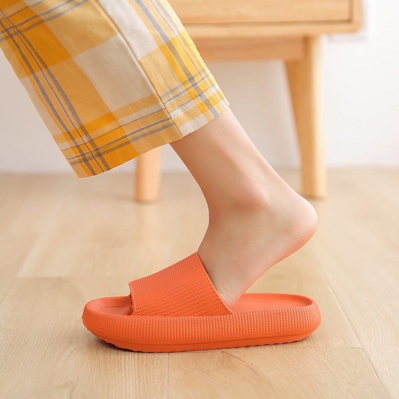 Super Soft Non-Slip Thickened Home Slippers
