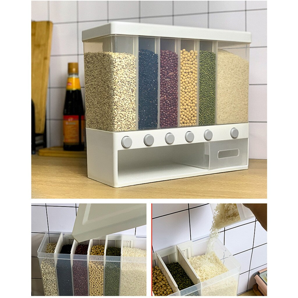 Moody™ Wall-mounted Dry Food Dispenser
