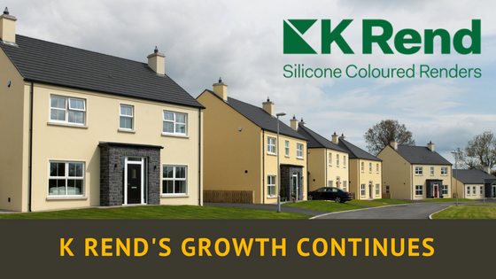K Rend's growth continues, turnover tops £32 million