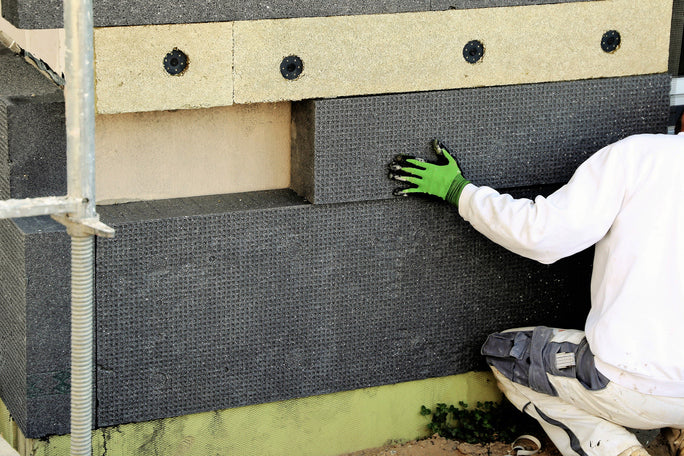 External wall insulation offers more benefits than you may think