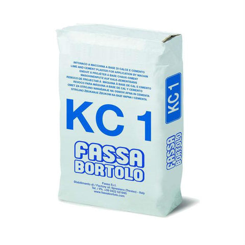 Base Coat - Fassa KC1 Base Coat - 25kg