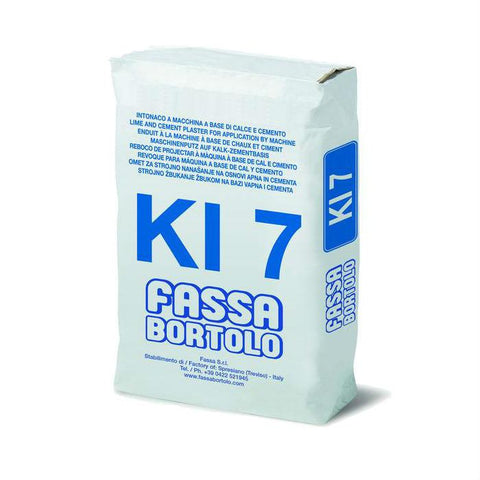 Base Coat - Fassa KI7 Base Coat - 25kg