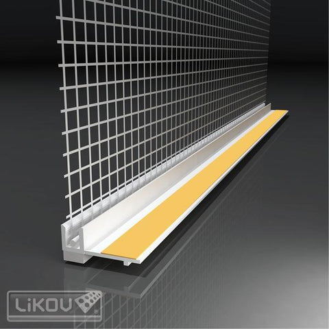 Beads - Likov Window Profile 6mm With Mesh