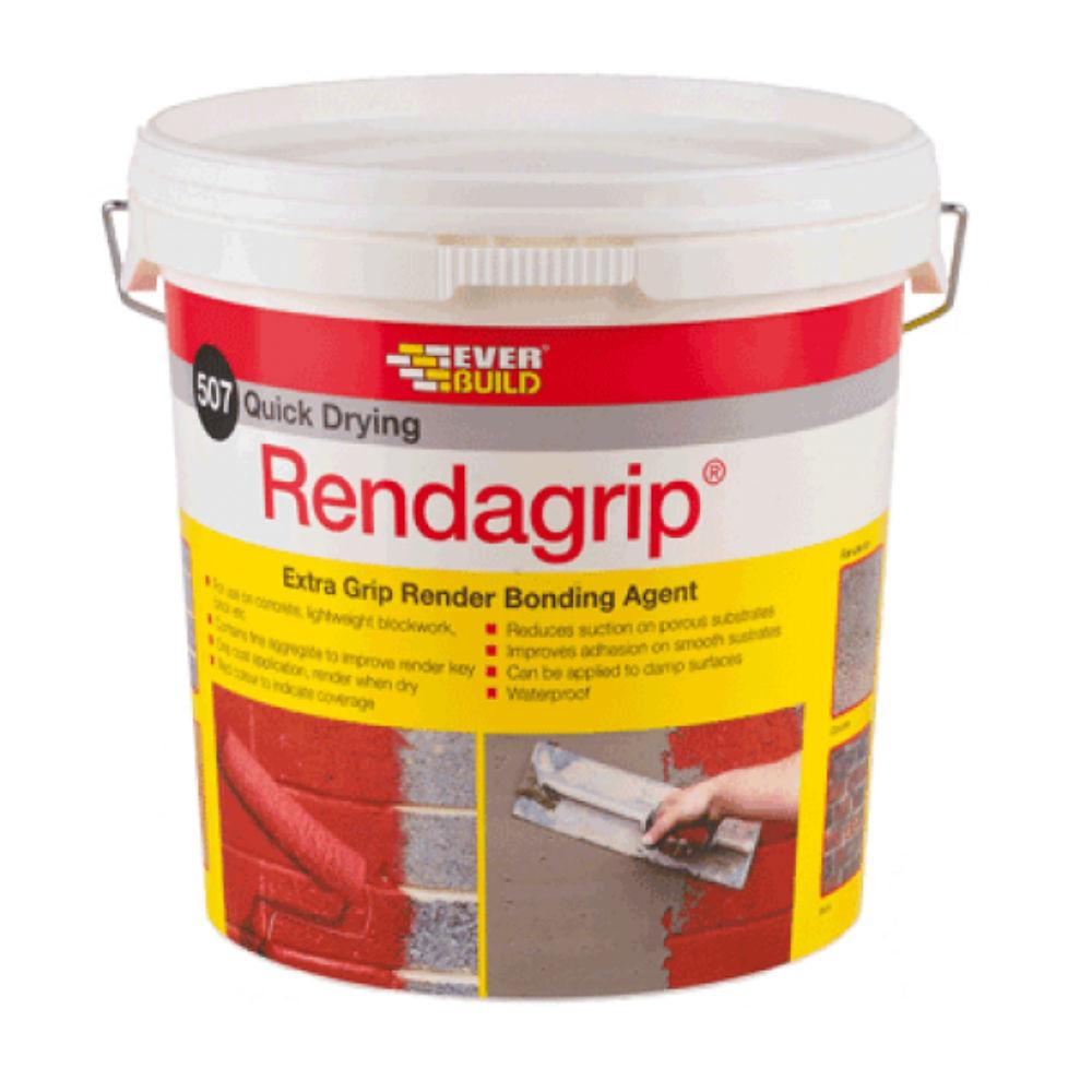 Bonding Aid - Everbuild 507 Rendagrip - 10ltr