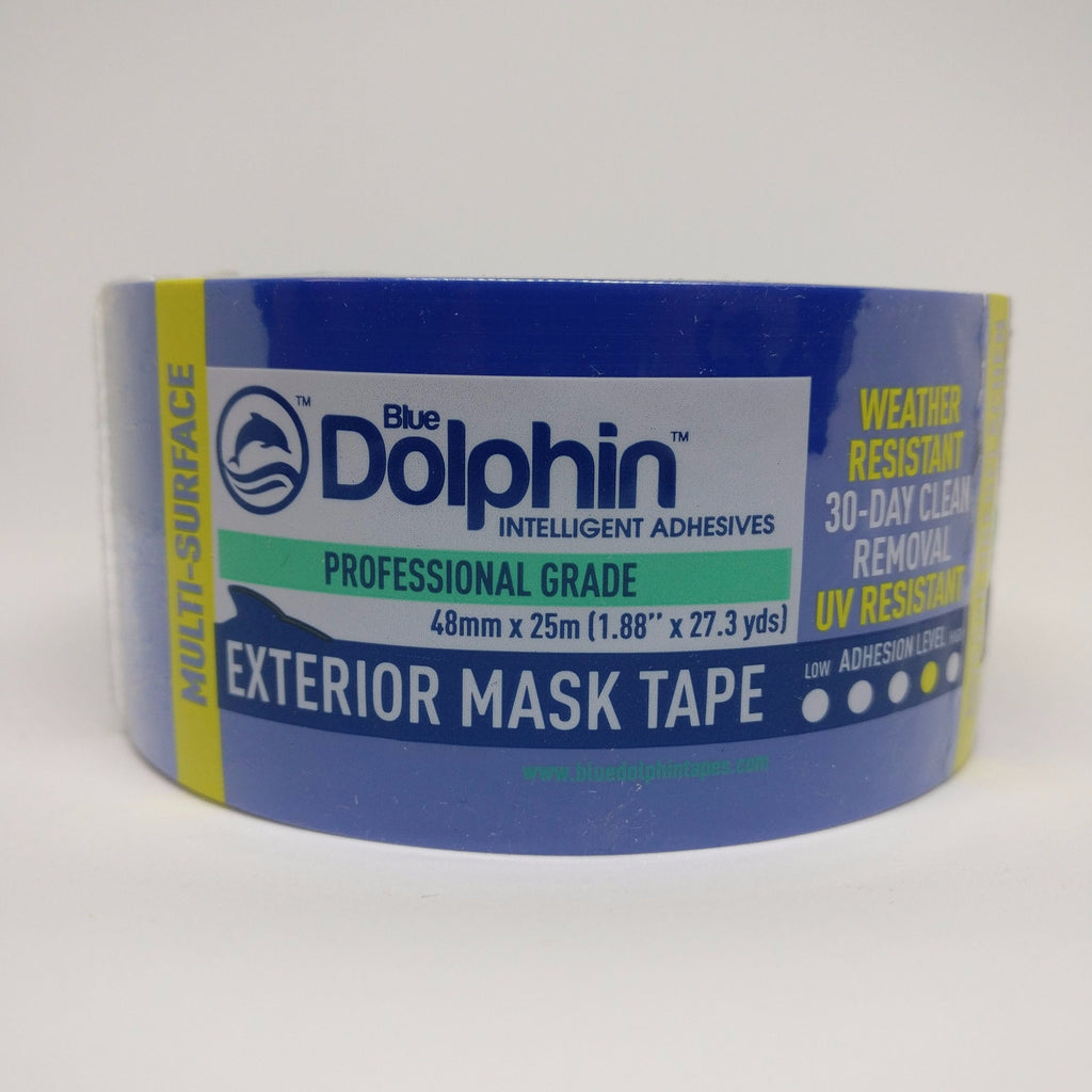 GENERALMAT - Blue Dolphin Plaster Tape - Blue - 48mm X 50mtr
