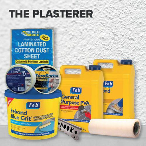 GENERALMAT - The Plasterer Bundle