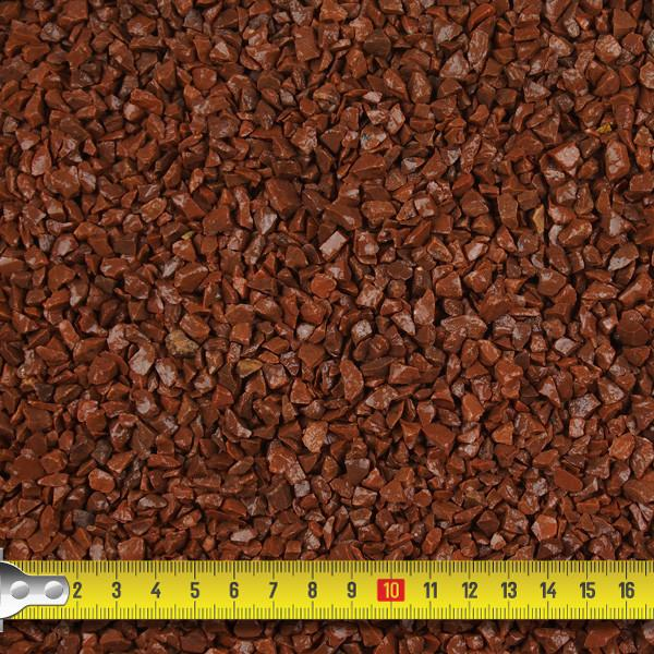 Pebble Dash - Red Granite Pebble Dash 3-8mm - 25kg