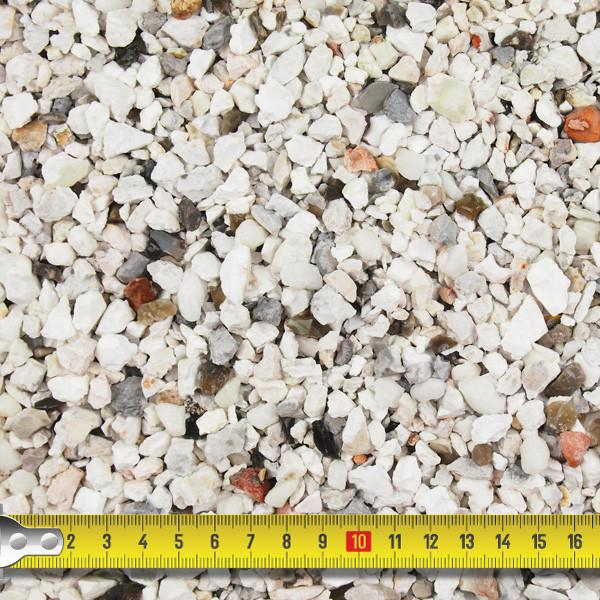 Pebble Dash - Snowdrop Pebble Dash 3-8mm - 25kg