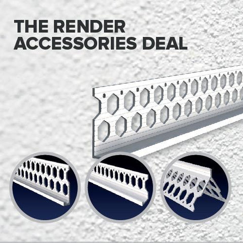 SCRATCHR - The Render Accessories Bundle