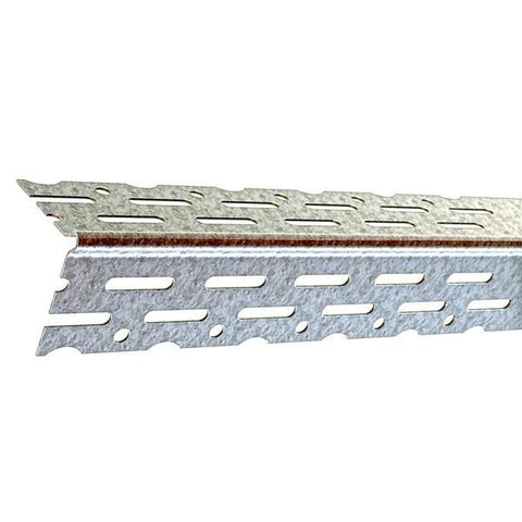 Thin Coat Bead - Drywall Thin Coat Angle Bead - 2.4m Pack Qty 50