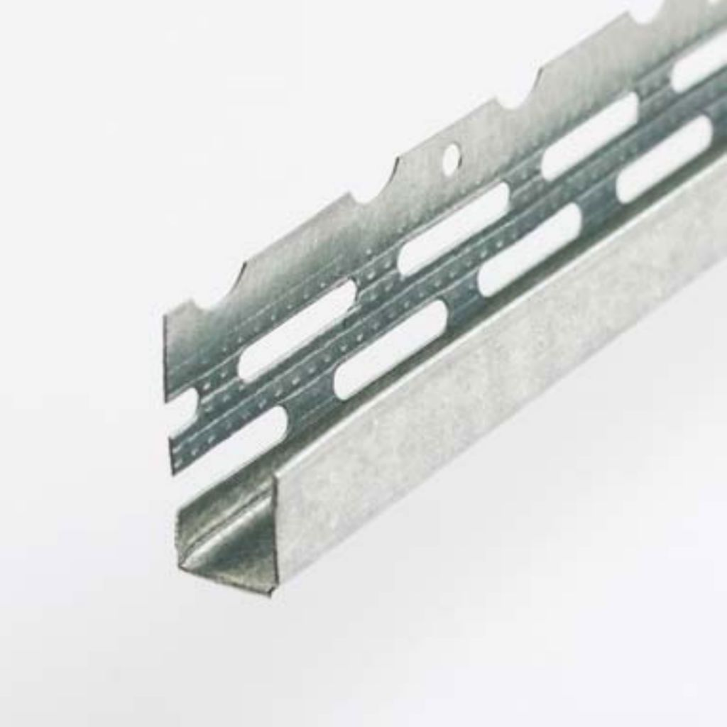 Thin Coat Bead - Galvanised Plasterboard Edge Bead - 3m