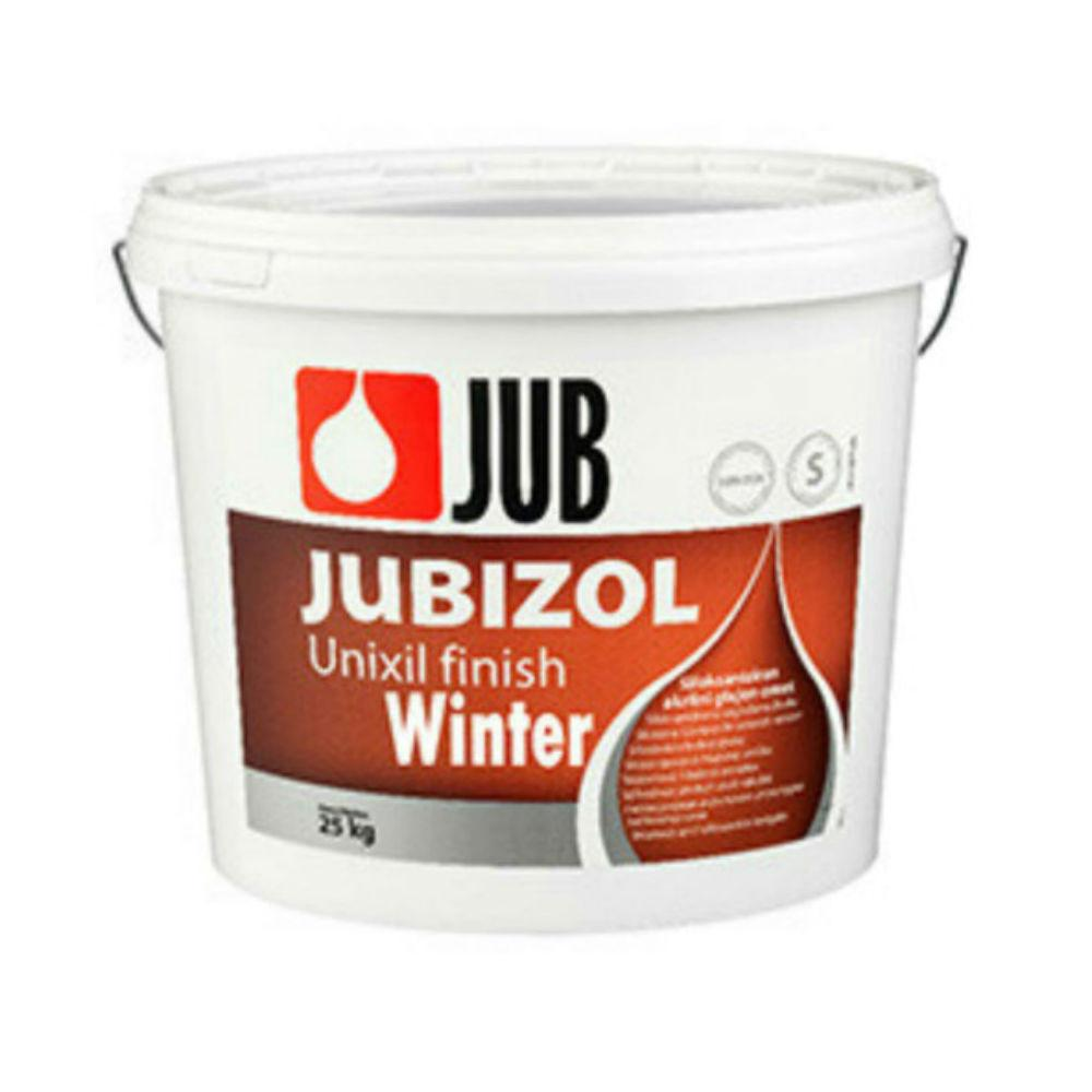 Thin Coat Render - JUB Winter Grade UNIXIL G Top Coat Render