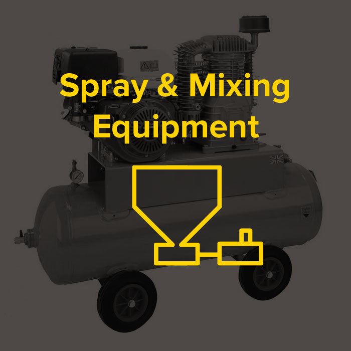 Spray & Mixing Equipment
