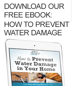 How to prevent water damage ebook